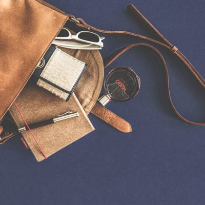 Bag with Accessories