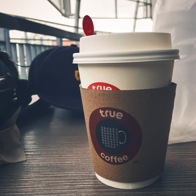 True Coffee Cup
